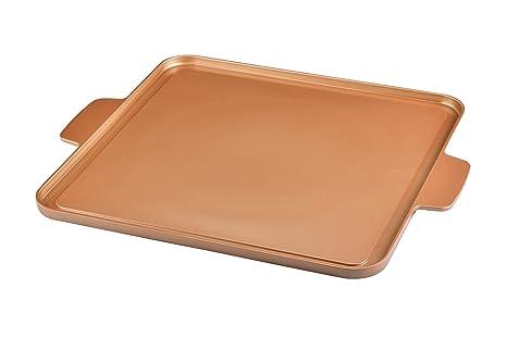 Copper Chef, Cobre, Cobre, 30 x 30 x 1.7 cm: Amazon.es: Hogar