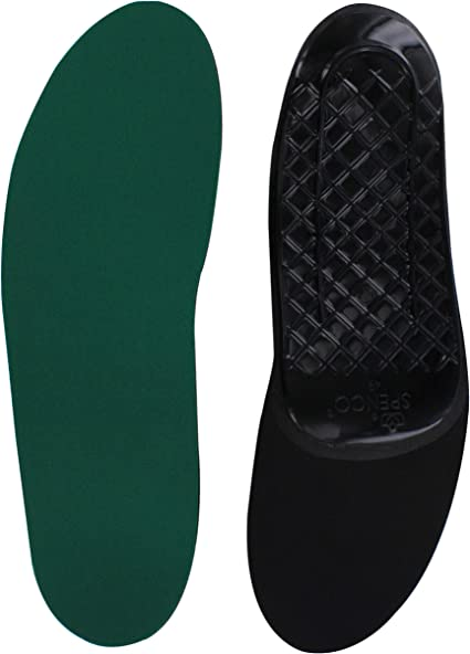 Women/'s 9-10.5//Men/'... Spenco Rx Orthotic Arch Support Full Length Shoe Insoles