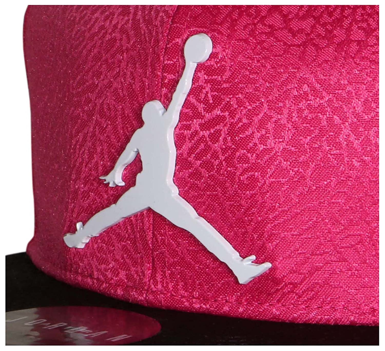 31c08fe7c21 Amazon.com : Air Jordan Jumpman Elephant Print Adjustable Youth Cap 8/20 :  Sports & Outdoors