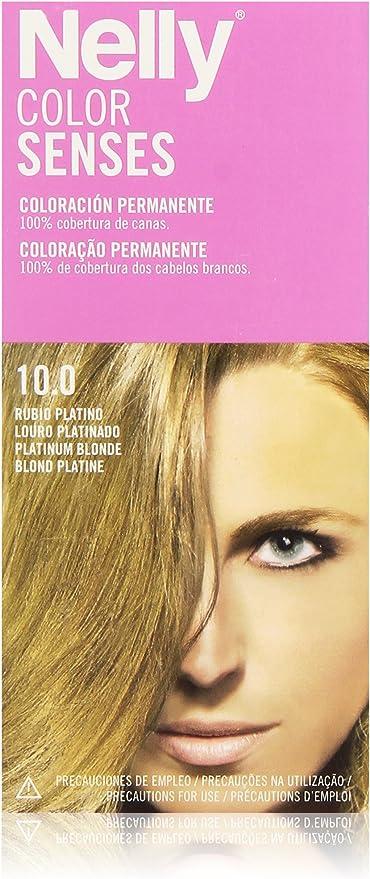 Tinte nelly senses n.10, 0: Amazon.es: Belleza