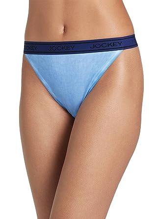 150845a55d41 Jockey Women's Underwear SignatureTM Modern Mix Hi-Cut at Amazon Women's  Clothing store: