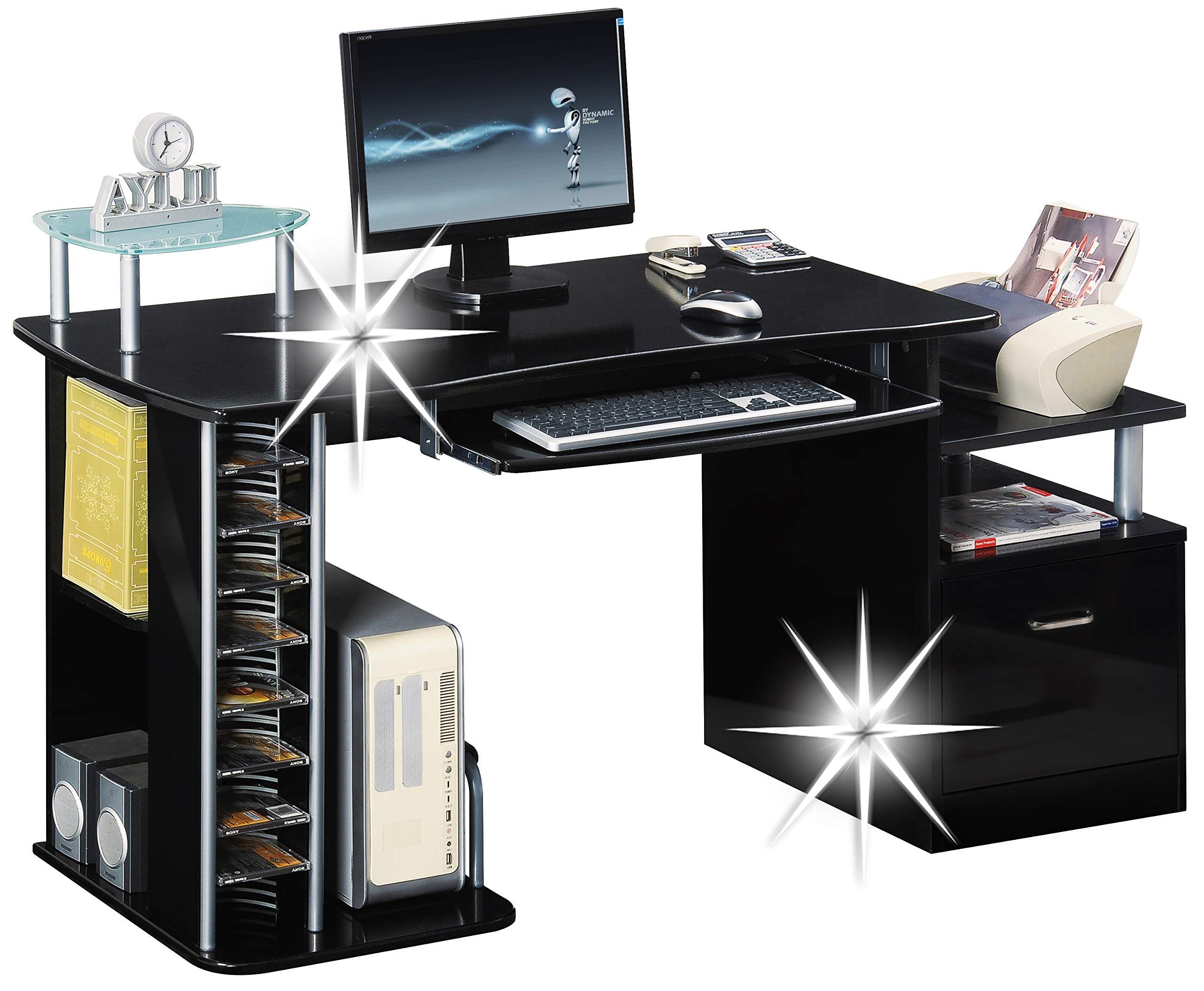 Top meubles de bureau selon les notes amazon.fr