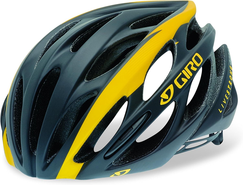 Giro Saros – Casco para Bicicleta de Carretera/Racing, Matte Black ...