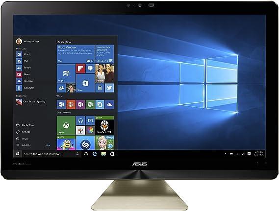 ASUS Zen AiO Pro Z240ICGT-GJ018X - Ordenador de sobremesa (i7-6700T, PC, Intel Core i7-6xxx, 3840 x 2160 Pixeles, SmartCache, L3, 4K ultra HD, teclado alemán QWERTZ): Amazon.es: Informática