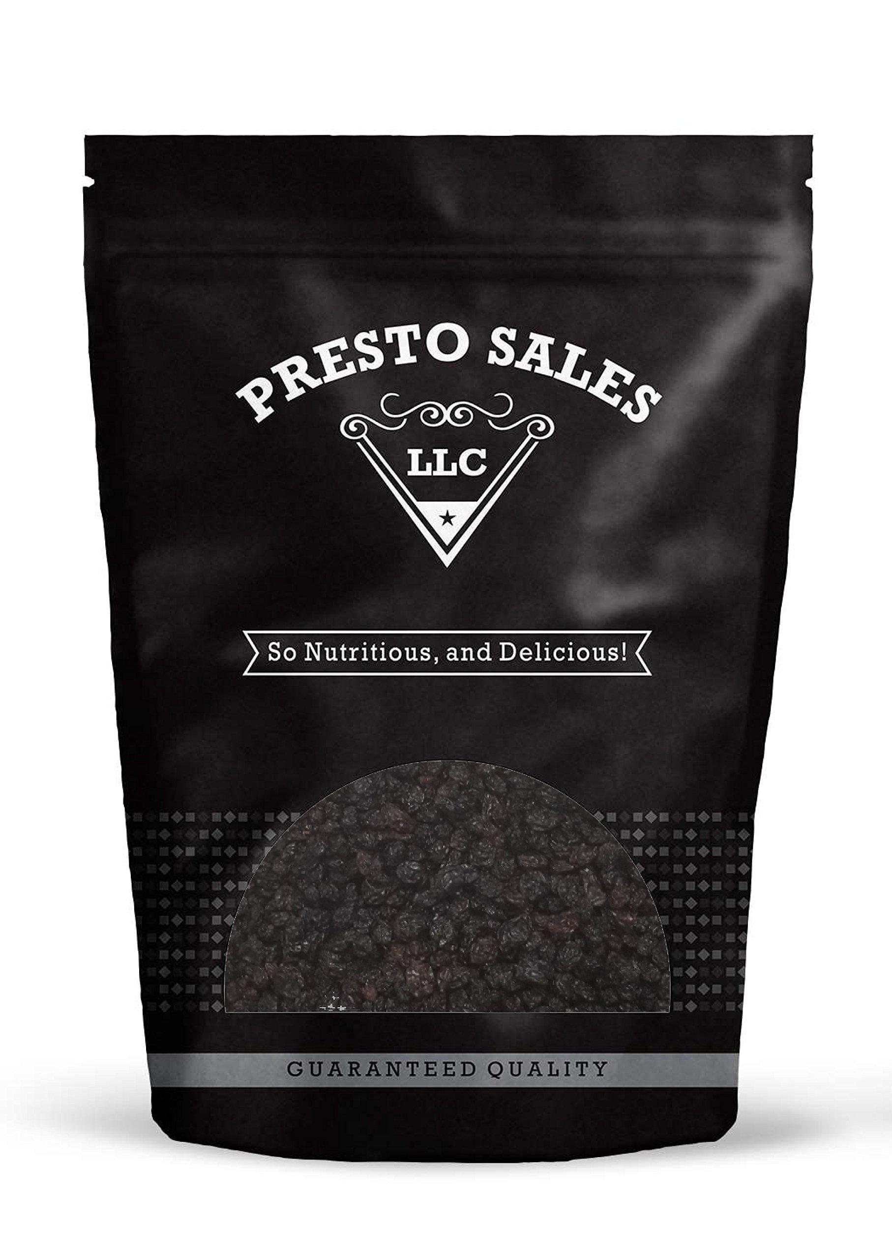Currants, Natural Zante Seedless (3 lbs.) By Presto Sales LLC by Presto Sales (Image #1)