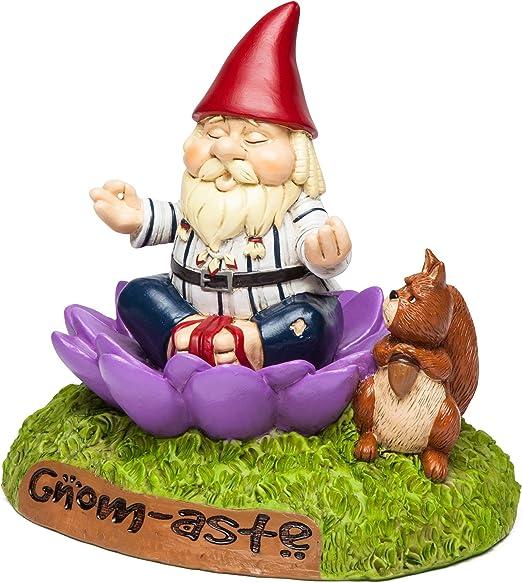 Bigmouth Inc The GNOME-aste - Gnomo de jardín: Amazon.es: Jardín