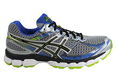 12077694c6fd ASICS GT-3000 2 Mens Cushioned Running Shoes (2E Wide) Width  Amazon ...