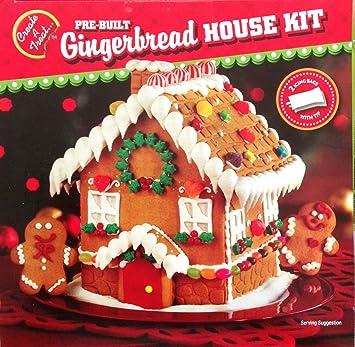 Christmas Gingerbread House Kit.Create A Treat Gingerbread House Kit 52 9 Oz