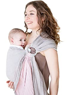 Baby Wrap Sling Carrier For Newborn Infant Toddler Kid Breathable Lightweight Stretch Mesh Water Sling Nice For Summer Beach Elegant And Sturdy Package Mother & Kids