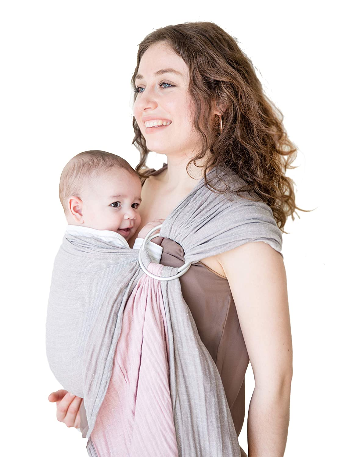 Backpacks & Carriers Practical Soft Baby Carrier Cotton Ring Baby Sling Carrier Baby Holder Extra Comfortable For Easy Wearing Carrying Of Newborn Infant Gifts Online Shop