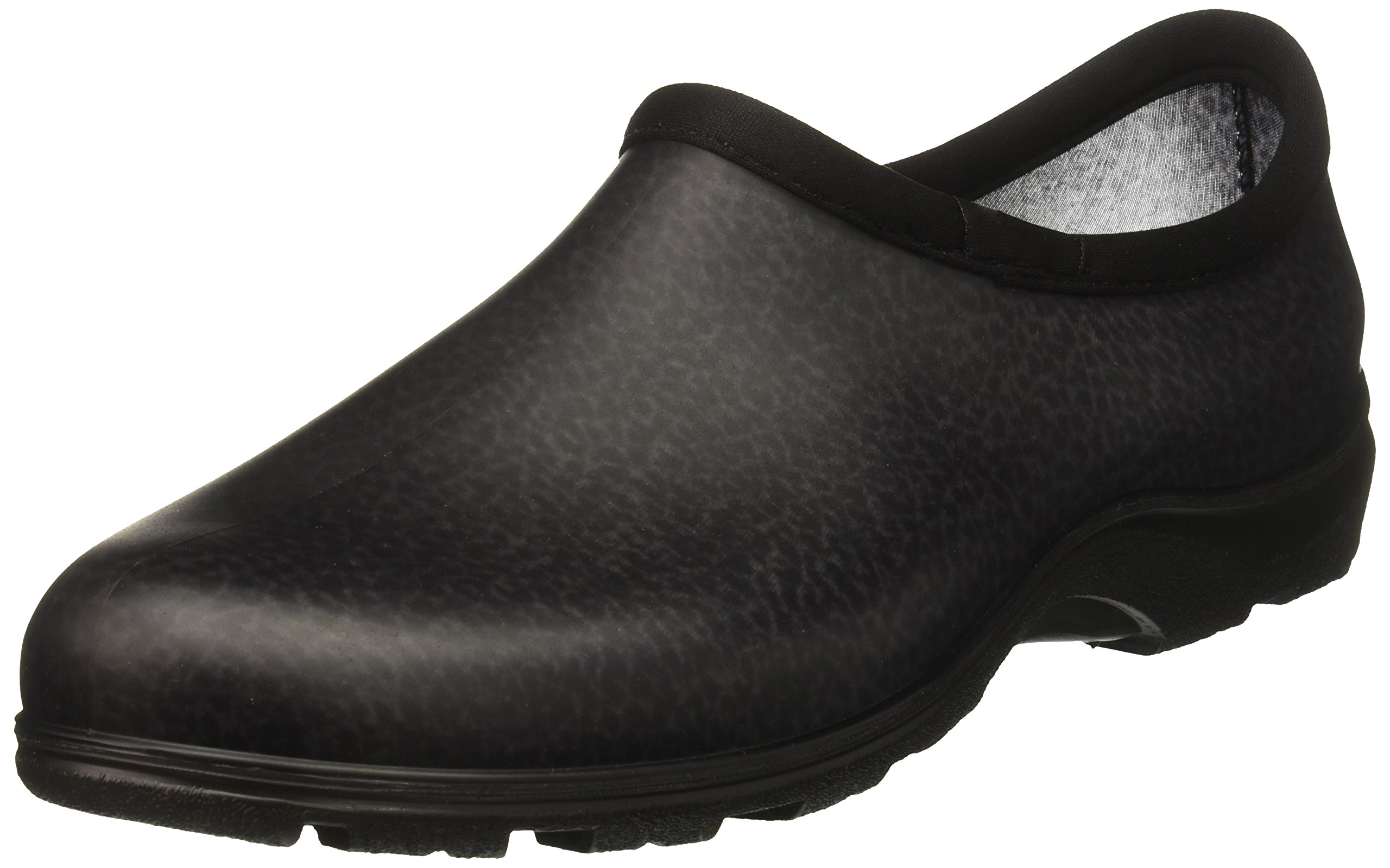 Sloggers Men's Waterproof Shoe with Comfort Insole, Black, Size 11, Style 5301BK11