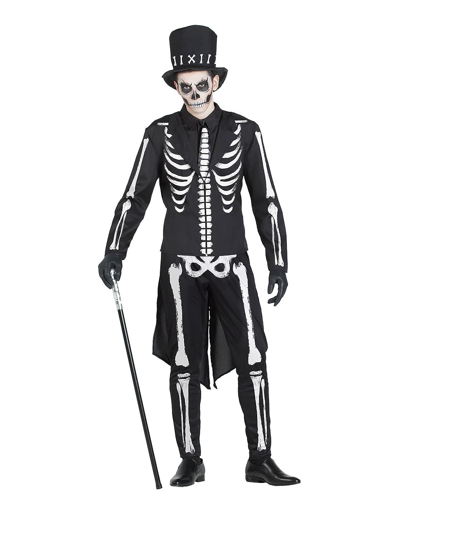 Banyant Toys, S.L. Disfraz DE Esqueleto CHAQUE: Amazon.es ...