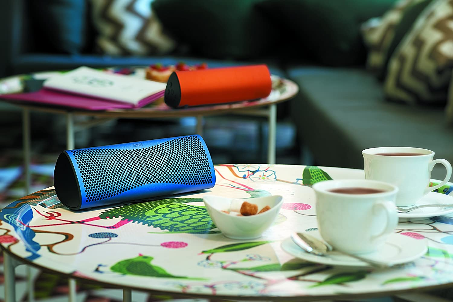 KEF MUO Wireless Bluetooth Speaker