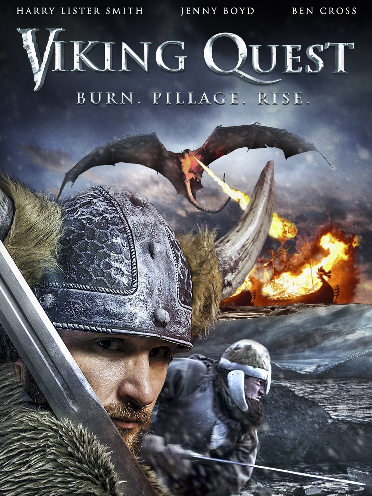 Amazon com: Watch Viking Quest | Prime Video