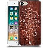 Head Case Designs Unmöglich Bekannten Versen Aus Der Bibel Ruckseite Hülle für Apple iPhone 7