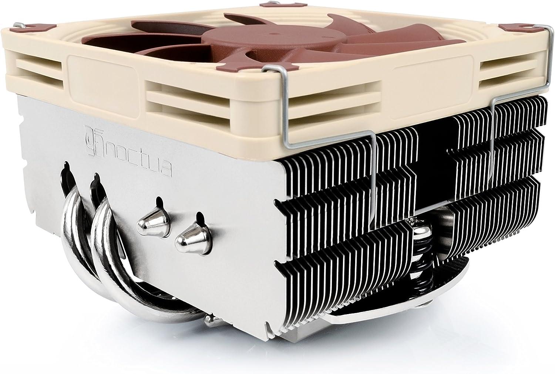 Noctua NH-L9x65 SE-AM4, Disipador de CPU, para AM4 de AMD de bajo perfil y máxima calidad (92mm, marrón)