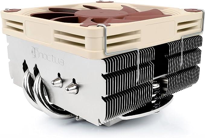Noctua NH-L9x65, Disipador de CPU de Bajo Perfil y Máxima Calidad ...