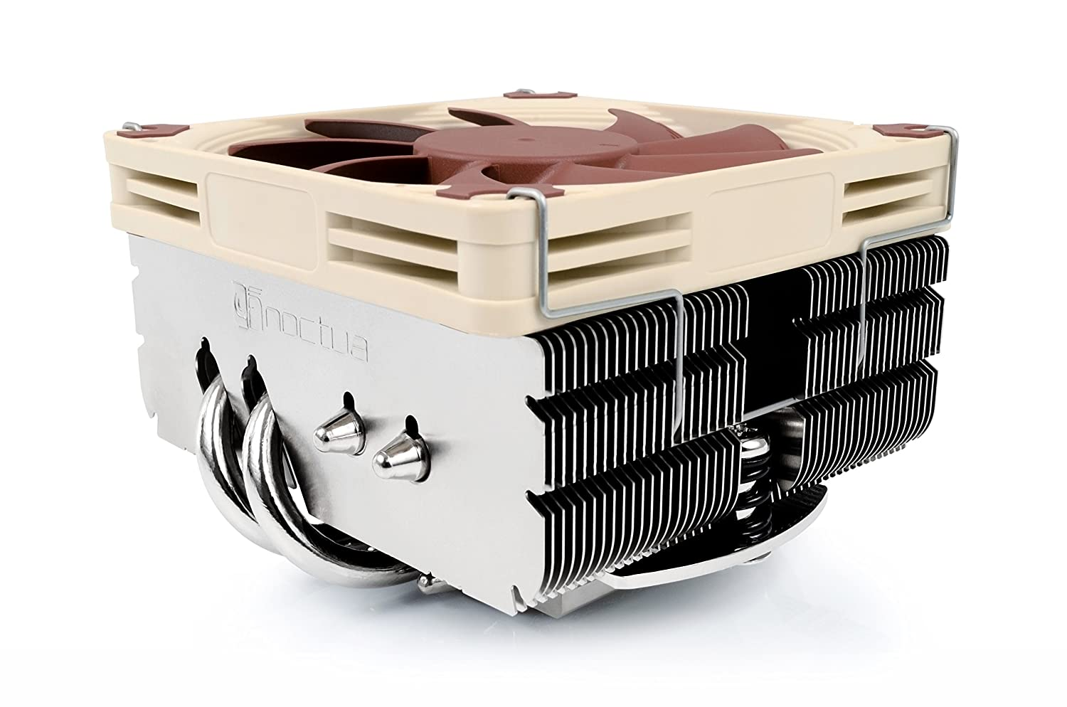 Noctua NH-L9x65, 65mm Premium Low-Profile CPU Cooler (Brown)