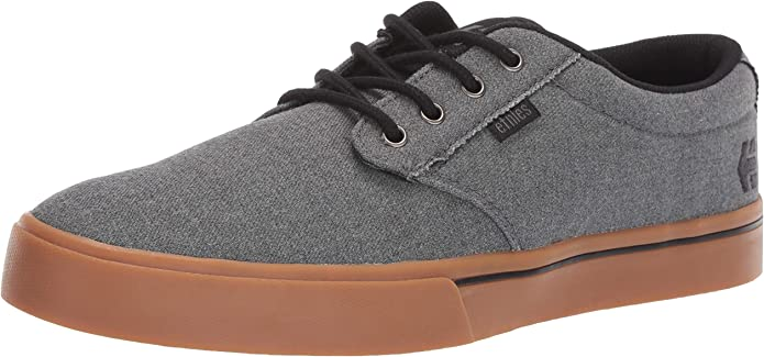 Etnies Jameson 2 Eco Sneakers Skateboardschuhe Grau/Gummi
