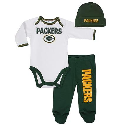 0708cbd509fb Amazon.com   NFL Green Bay Packers Unisex-Baby Bodysuit