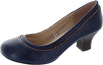Lotus Hallmark Orinda Zapatos de Vestir de Piel para Mujer
