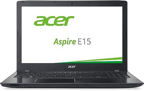 Acer Aspire E5-575G-56GY - Ordenador portátil (i5-6200U, DVD Super Multi, Touchpad, Windows 10 Home, ...