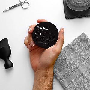 War Paint Men's Anti-Shine Powder Matte Finish …