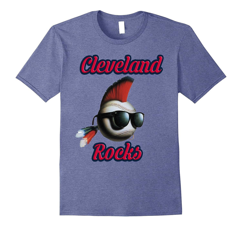Cleveland rocks T-Shirt -Men, Womens T Shirt-BN