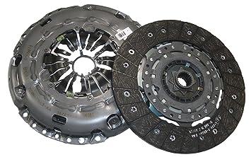 Ford Focus Mk2/Focus C-Max 2L Diésel - Juego de embrague (2005 a 2008): Amazon.es: Coche y moto