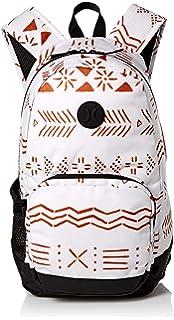 b1337ca7b Amazon.com | Hurley HU0064 Women's Print Neoprene Backpack, Crimson ...