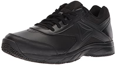 3456442ed9890 Reebok Women s Work N Cushion 3.0 Wide D Walking Shoe Black