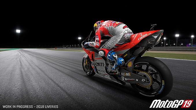 MotoGP19 for PlayStation 4: Amazon.es: Videojuegos