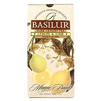 Basilur Magic Fruits Loose Tea, Lemon & Lime, 100g