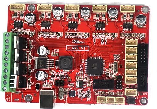 Amazon.com: junta de control de impresora 3d hictop Mpx. 3 ...