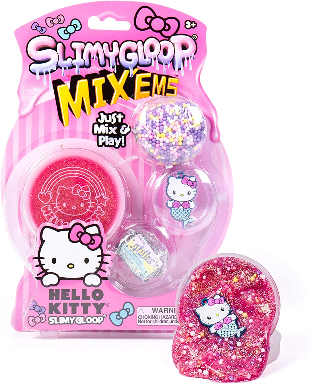 Hello Kitty Slimygloop Mixems by Horizon Group USA
