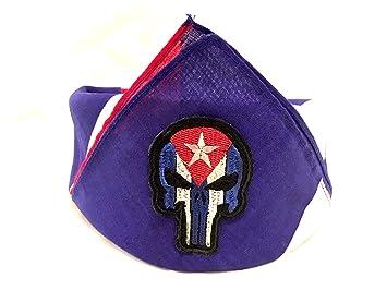 Bandana Cubana y Bandera de Cuba Parche, Crear diseño Propio ...