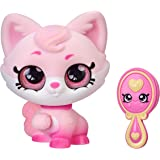 "Kindi Kids Show N Tell Pets - Caterina The Kitten - 4"" Pet and Shopkin Accessory - 2pc"