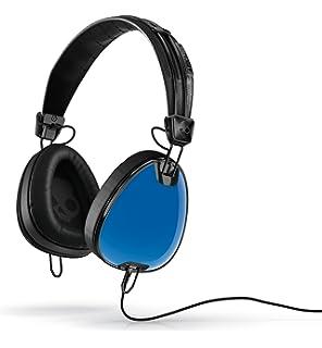 ffb5fc7be11 Skullcandy Aviator 2.0 Over-Ear Headphones with Mic - Royal Blue/Black