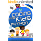 Coding for Kids Python: A playful way for programming, coding and making projects with your kids. Learning computer…