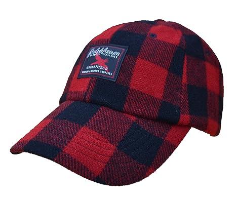 Ralph Lauren - Ensemble bonnet, écharpe et gants - Homme Multicolore  rouge noir taille 7479c788911
