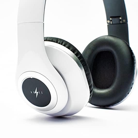 VOLTZ Bluetooth Wireless Headphones. Over Ear for Stereo Beats. Best for I-phone