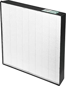 Whirlpool 1183050KC, 2-in-1 Filter, Genuine True HEPA-Charcoal Combined (PRO-Large) - Replacement Filter Fit For Model: WPPRO2000 Series
