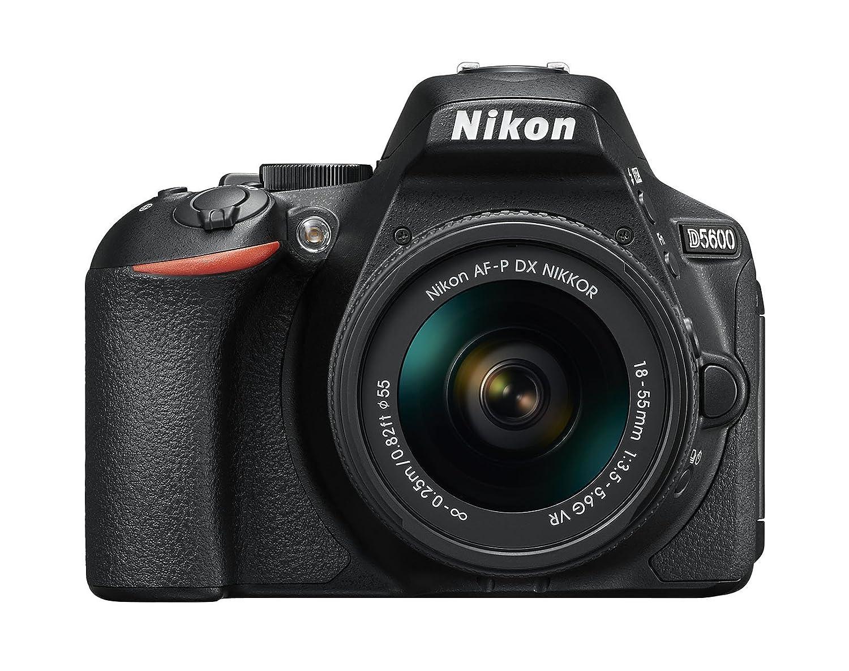 Nikon D Cámara réflex de  MP pantalla táctil de Full HD