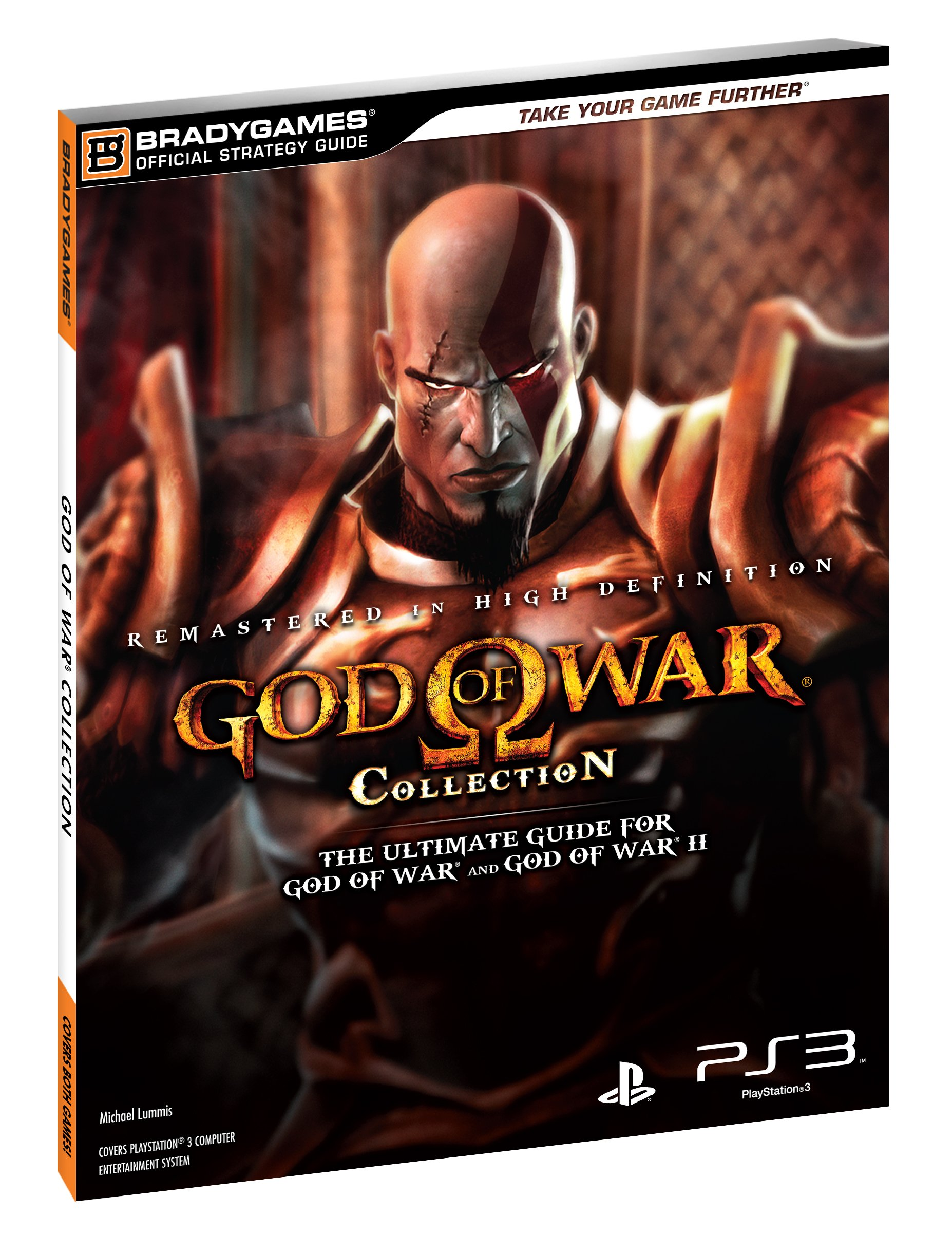 God of war: chains of olympus official strategy guide (bradygames.