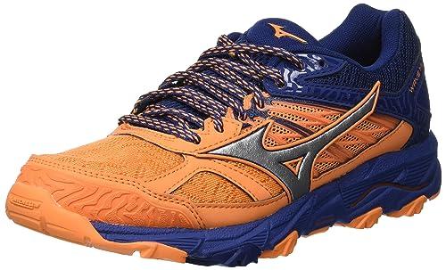Mizuno Wave Mujin 5, Zapatillas de Running para Mujer: Amazon.es: Zapatos y complementos