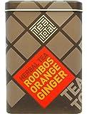 Tea total (ティートータル) / ルイボス オレンジジンジャー 100g入り缶 ニュージーランド産 (ルイボスティー / ハーブティー / フレーバーティー / ノンカフェイン) 【並行輸入品】