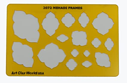 amazon com artistic design template mehadi frames paper