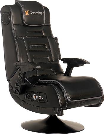 Gaming Chair X Rocker Pedestal