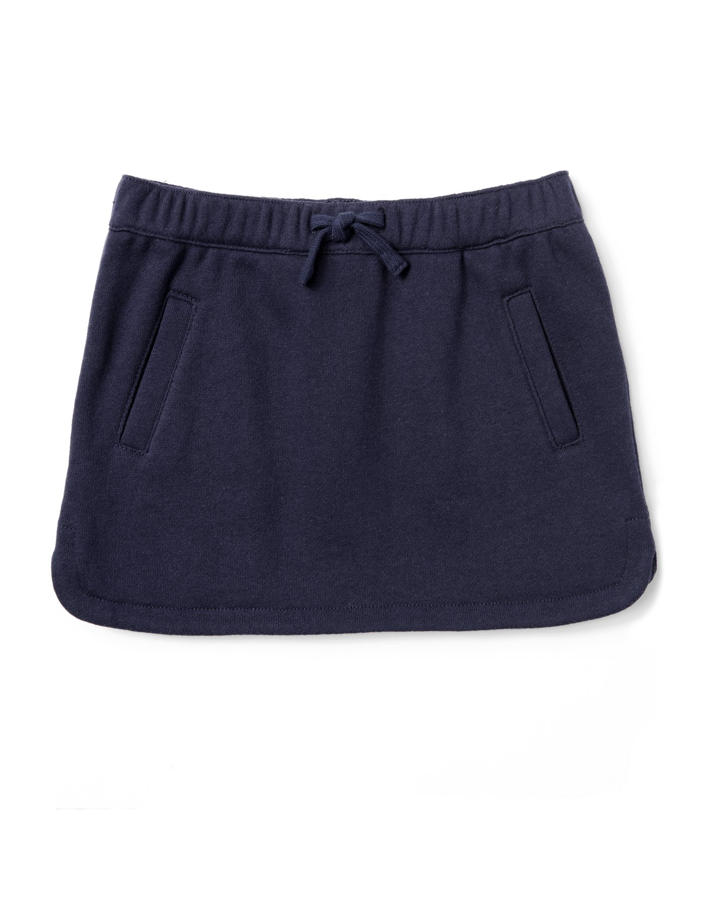Gymboree Little Girls' Dolphin Skirt, Navy, M