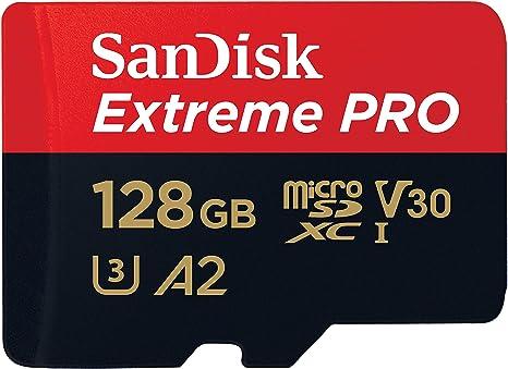 Sandisk Extreme Pro 128gb Microsdxc Memory Card Sd Computer Zubehör